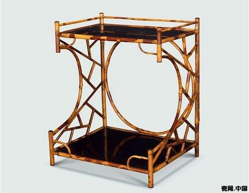 竹子创意茶具设计