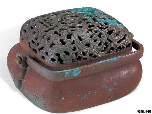 古代暖手炉赏析